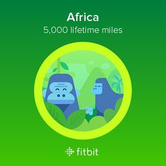 I covered miles with my and earned the Africa badge. Fitbit, Walk Around The World, Weigh Watchers, Vegan Muscle, Pilates Workout, Fitness Pilates, Exercise, Lol, Instagram Posts