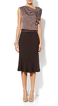 EVA MENDES HOLIDAY COLLECTION OUTFITS - Exclusively at NY &C - Eva Mendes - New York & Company