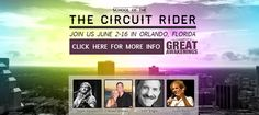 Looking for practical training in evangelism & discipleship? Join us for the School of the Circuit Riders, June 2-16, 2012! Youth With A Mission | YWAM Orlando | www.ywamorlando.com