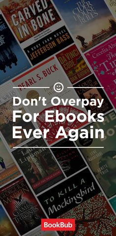 BookBub alerts millions of happy readers to free & discounted bestselling ebooks. Discover great new authors and titles every day.