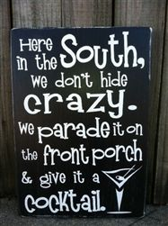 This one is for all the Southerners out there. Hard not to smile