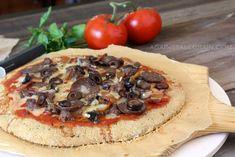 Against all grain pizza crust - cashews, almond flour and coconut flour