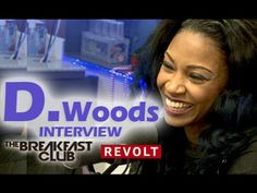 D. Woods Interview at The Breakfast Club (4/29/2015)