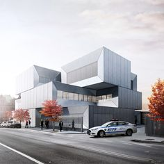 BIG construirá la nueva comisaría de policía del Bronx - Arquitectura Viva · Revistas de Arquitectura
