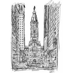 City Sketches NYC, Philly, Richmond HamptonRoads.com PilotOnline.com