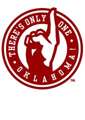 "I get chills when they play ""There's only ONE Oklahoma"" at the football games."