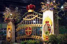 Philadelphia Flower Show 2013 (Buckingham Palace)