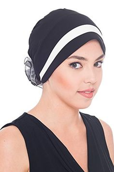 Padded and Folded Headwear for Cancer, Chemo Hairloss