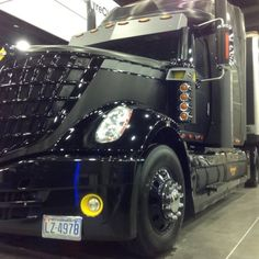 Check out www.DieselTruckGallery.com for tons of diesel truck pictures international show truck