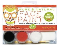Greenmom guide to face paint