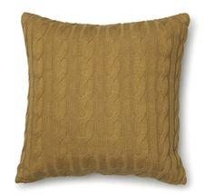 Rapee Cable Fawn Cushion