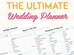 Ultimate Wedding Planner
