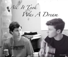 Dreams do come true keep dreaming because one day it could become reality and there is proof if shawn did it U can to