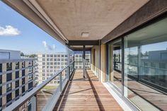 Housing complex, Geneve, CH Gigon / Guyer Architects