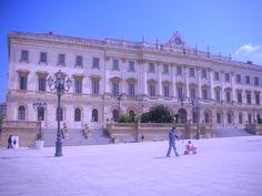 Piazza d'Italia - Palazzo Sciuti