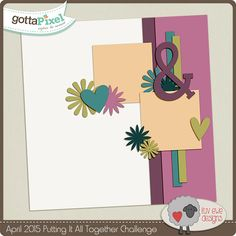 Putting It All Together Challenge April 2015