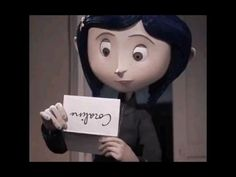 Coraline Jones, Coraline Movie, Coraline Doll, Creepy Gif, Scary, Aesthetic Movies, Aesthetic Videos, Coraline And Wybie, Coraline Aesthetic