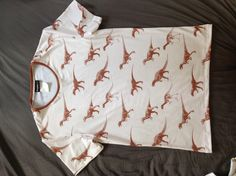 Dinosaur tee Black Milk, Diaper Bag, Gym, Stuff To Buy, Collection, Color, Style, Swag, Diaper Bags