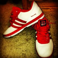 the latest fab01 9490f Adidas shoes - Adidas gave these out to the Trinity High School Basketball  team this season - 2013