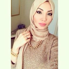 Nude Hijab Trends - Autumn 2013