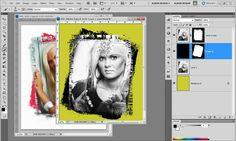 Photoshop - Photo Edge Effects