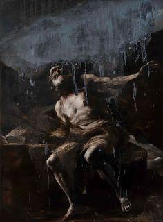Nicola Samorì - Nubifregio, 2010 sacred art