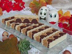 Chocolate Ferrero Obna / Posna - Kuhinja Sunčane Staze - Slovak & Czech & Polish & Russian Recipes and advices - Baking Recipes, Cake Recipes, Dessert Recipes, No Bake Desserts, Healthy Desserts, Torte Recipe, Kolaci I Torte, Torte Cake, Ice Cream Candy