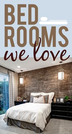 Bedrooms we love | Richmond American Homes