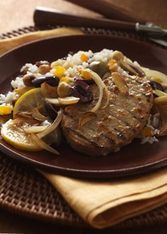 Tagine with Olives and Lemon : Plant Based Cooking : Lightlife This delicious entree made with Smart Cutlets Original takes only 15 minutes to pull together. Serve over rice.