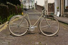 Robin Mather on Flickr. GIVE THIS BICYCLE TO ME.