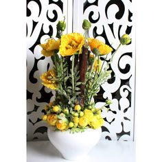 QHY-102 Customized Artificial Flower Arrangement