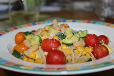 Mommy and Baby food: Gluten Free Pasta Primavera for the Whole Family