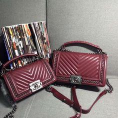 Chanel handbags shoulder bag