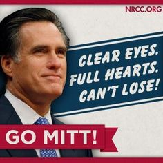 Who do you think will win tomorrow night's debate? Take our poll here: www.nrcc.org/go-mitt