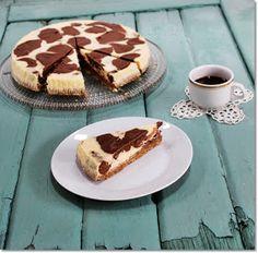 Gizi-receptjei: New York-i cheesecake. Cake Cookies, Tiramisu, Tart, French Toast, Cheesecake, New York, Sweets, Breakfast, Ethnic Recipes