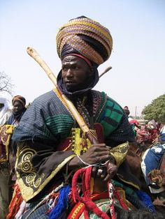 Afrika - The Hausa - Explore the World with Travel Nerd Nici, one Country at a Time. http://TravelNerdNici.com