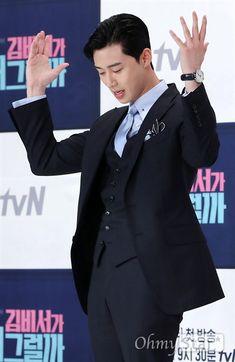 Tiffany Tang Luo Jin, K Park, Park Seo Joon, W Two Worlds, Park Hyung Sik, Lee Dong Wook, Korean Beauty, K Idols, Korean Actors