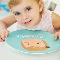 How adorable is this? Customizable to look like your kid!