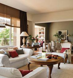 Las mejores telas para el salón: ¡elígelas y acierta! · ElMueble.com · Salones