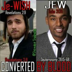 """""""The world's BEST kept secret"""". (Google it). What you were NEVER supposed to find out...that YOU the """"so called black man"""" are the ORIGINAL JEW. (Clarification: Read Revelation 2:9) BOOM!!!!"""