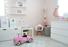 Kaunein lastenhuone?