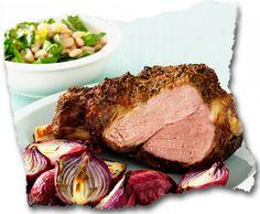 Thomas Dux - Lamb Roast
