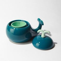 Cute Whale Measuring Cup Set-I NEED this!!!