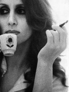 Fairuz. فيروز  woke up the the voice of this amazing lady every morning, her and um kalthoum always take me back to morning in Palestine. <3