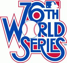MLB World Series Primary Logo (1979) - 1979 World Series - Pittsburgh Pirates 4, Baltimore Orioles 3