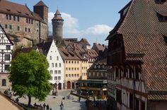 Cu doar 208 lei – ajungi din Bucuresti in Nuremberg si/sau in Munchen de vineri Seara – 24 iunie pana luni seara 27 iunie – bagaj – rucsac Transport – Nurremberg &#8…