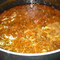 Chicken & Sausage Cajun Gumbo