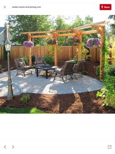 The pergola you choose will probably set the tone for your outdoor living space, so you will want to choose a pergola that matches your personal style as closely as possible. The style and design of your PerGola are based on personal Outdoor Spaces, Outdoor Living, Outdoor Decor, Garden Structures, Outdoor Structures, Building A Pergola, Pergola Designs, Pergola Kits, Cheap Pergola