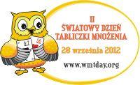 II Światowy Dzień Tabliczki Mnożenia