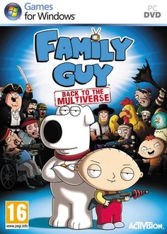 (*** http://BubbleCraze.org - It's fun, it's free and it's wickedly addicting. ***)  FAMILY GUY BACK TO THE MULTIVERSE Pc Game Free Download Full Version